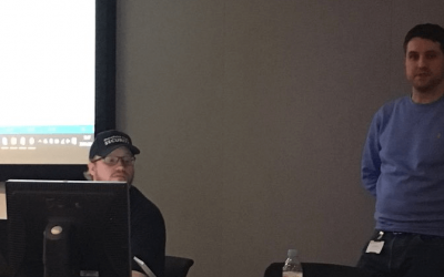 Wes Hackett, AddIn365 CTO, leads two workshops at Microsoft UK Community Day