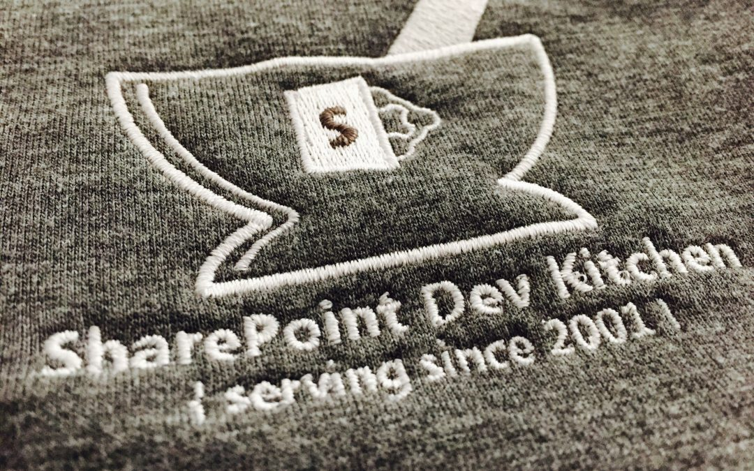 SharePoint Dev Kitchen Logo