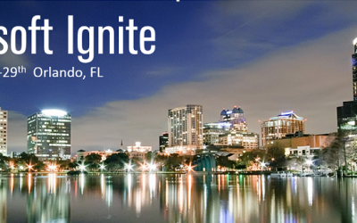 AddIn365 present at Microsoft's global Ignite conference