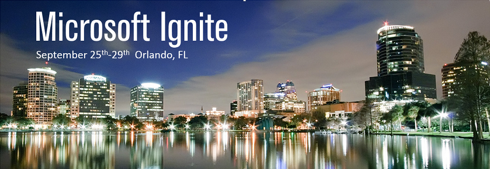AddIn365 Present At Microsoft's Global Ignite Conference In Orlando