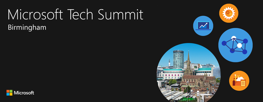 AddIn365 Present At Microsoft Tech Summit In Birmingham