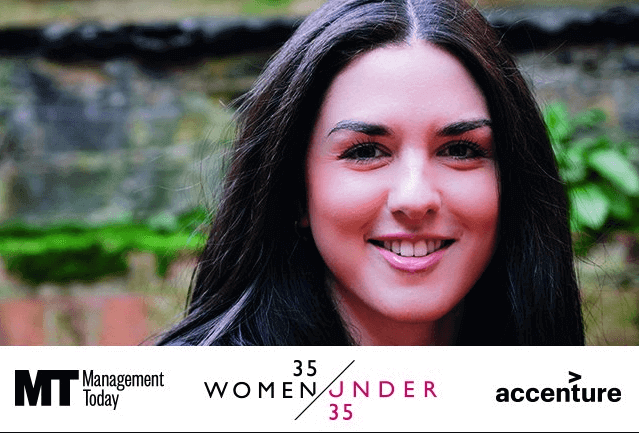 Management Today 35 Under 35 - Suzy Dean