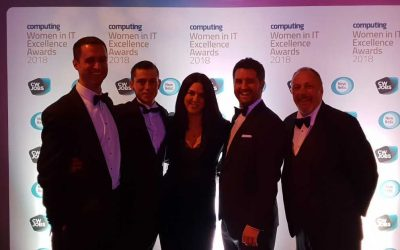 Suzy Dean Wins Computing Magazines Entrepreneur Of The Year Award