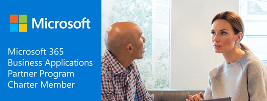 Microsoft Business Applications Charter Partner
