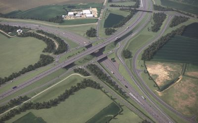 Highways England select AddIn365 to deliver digital workplace for A428 project